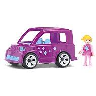 IGRACEK Multigo - Auto mit Pinky Star - Spielset