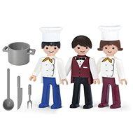 IGRACEK Trio - Wir kochen - Spielset