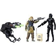 "Star Wars 3.75"" Figurka 2 pack – Rebel Commando Pao a Imperial Death Trooper - Spielset"