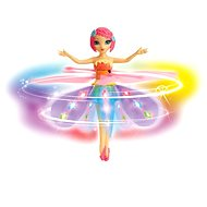 Flutterbye Deluxe Rainbow Light Up Fairy - Puppe