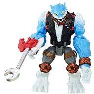 Hasbro Monsters Hero Mashers - Iron Vulf - Figur
