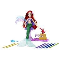 Disney Prinzessin - Ariel's Royal Ribbon Salon - Puppe