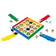 Brettspiel - Maüse Wippe - Spiel