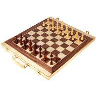 Schach und Backgammon Koffer - Gesellschaftsspiel