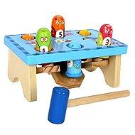 Didaktisches Spielzeug Hau den Vogel - Didaktická hračka