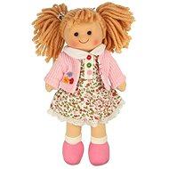 Látková panenka Poppy - Puppe