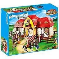 PLAYMOBIL® 5221 Großer Reiterhof mit Auslauf - Baukasten