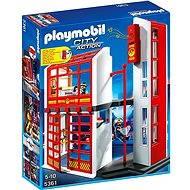 PLAYMOBIL® 5361 Feuerwehrstation mit Alarm - Baukasten