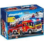 PLAYMOBIL® 5362 Feuerwehr-Leiterfahrzeug mit Licht und Sound - Baukasten