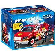 PLAYMOBIL® 5364 Brandmeisterfahrzeug mit Licht und Sound - Baukasten