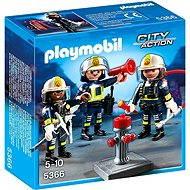 PLAYMOBIL® 5366 Feuerwehr-Team - Baukasten