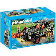 PLAYMOBIL® 5558 Abenteuer-Pickup - Baukasten
