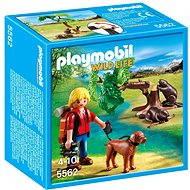 PLAYMOBIL® 5562 Biberbaum mit Naturforscher - Baukasten