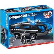 PLAYMOBIL® 5564 SEK-Einsatztruck mit Licht und Sound - Baukasten