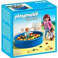 PLAYMOBIL® 5572 Bällebad - Baukasten