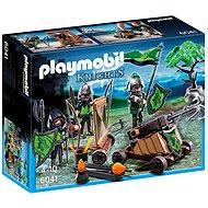 PLAYMOBIL® 6041 Wolf-Ritter mit Catapult - Baukasten