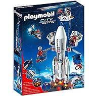 PLAYMOBIL® 6195 Baukasten Weltraumrakete mit Basisstation - Baukasten