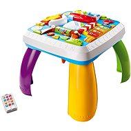Bildungs-Spielzeug Mattel Fisher Price - Tisch Smart-Stages CZ / EN - Didaktisches Spielzeug