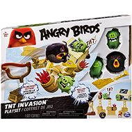 Angry Birds - TNT Invasion - Spielset