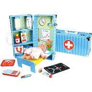 Vilac Holzspielzeug - Medizinisches Set in einem Ärztekoffer - Spielset