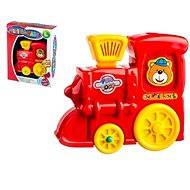 Lokomotive - Didaktisches Spielzeug