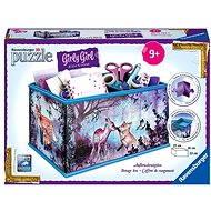Ravensburger 3D 120840 Úložná krabice zvířecí trend - Puzzle