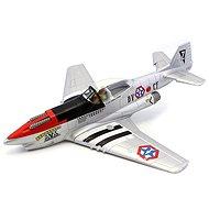 Wiky Soldat mit militärischer Ausrüstung - Flugzeug
