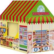 Kaufladen aus Stoff - Kinderspielhaus