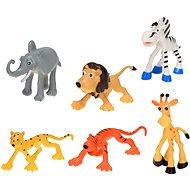 Safaritiere - Figuren