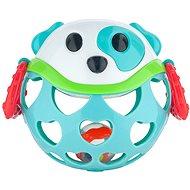 Canpol Babys Blauer Hund - Babyrassel