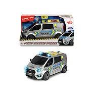 Dickie Polizei Ford Transit - Auto