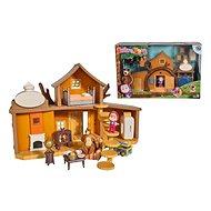 Simba Masha und das Big Bear House - Puppenhaus
