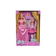 Die Simba Steffi Prinzessin Familie - Puppen