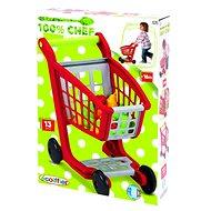 Ecoiffier Einkaufswagen mit Zubehör - Kinderwagen