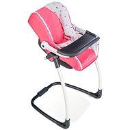Smoby Maxi-Cosi & Quinny 3in1 Autositz und Stuhl - Zubehör für Puppen