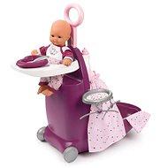 Smoby Baby Nurse Kindergarten Aktentasche 3in1 - Zubehör für Puppen