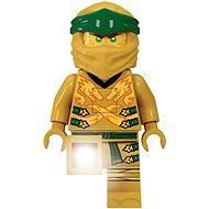 LEGO Ninjago Legacy Goldene Ninja Taschenlampe - Leuchtfigur