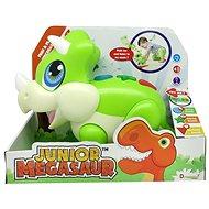 Junior Megasaurier: Triceratops mit Geräuschen - Interaktives Spielzeug