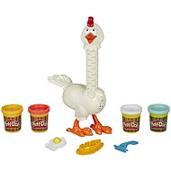 Play-Doh Animal Crew Huhn Cluck-a-Dee - Knetmasse