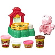 Play-Doh Animal Crew - Schwein Pigsley - Knetmasse