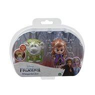 Frozen 2: eine leuchtende Minipuppe - Pabbie & Anna Travelling - Figur