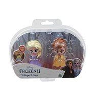 Frozen 2: leuchtende Minipuppe - Elsa Opening & Ana Opening - Figur