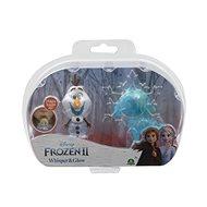 Frozen 2: eine leuchtende Minipuppe - Olaf & The Nokk - Figur