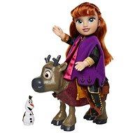 Frozen 2: Set von Anna Puppe und Freunden - Figuren