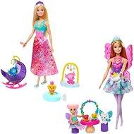 Barbie Märchen-Spielset mit Puppe