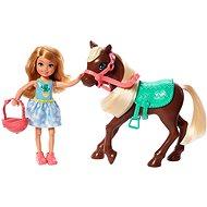 Barbie Club Chelsea - Chelsea mit Pony