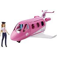Barbie Traumflugzeug mit Puppe - Puppe