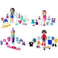 Polly Pocket Book Fashion Super Kollektion - Spielset