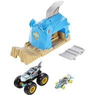 Hot Wheels Monster Trucks Rennspiel Set - Spielset