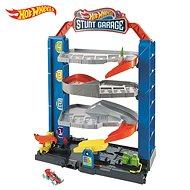 Hot Wheels City - Stunt Garage - Garage
